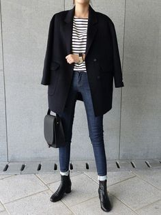 Come indossare il blazer nero: idee look!