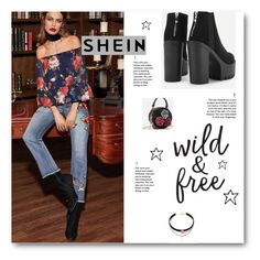 """SheIn 9/4"" by dilruha ❤ liked on Polyvore"