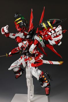 Check out the latest Gunpla Gundam News here. Gundam Toys, Gundam Art, Astray Red Frame, Battle Robots, Mecha Suit, Gundam Astray, Gundam Wallpapers, Frame Arms Girl, Gundam Custom Build
