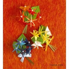 Origami Jewelry or Ornaments: More Than 40 Exquisite Designs to Fold and Wear