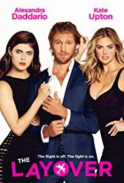 The Layover (TBA-September 2017) a comedy drama film directed by William H. Macy. Written by David Hornsby, Lance Krall. Two friends on a road trip, compete for the affections of a handsome man when their flight is redirected due to a hurricane. Stars: Kate Upton, Alexandra Daddario, Matt Barr.