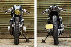 Honda CB550 – Old Empire Motorcycles