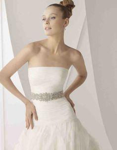 Bridal Gown Belts