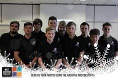 10 Apprentices started a brand new Vauxhall Apprenticeship designed by and for the automotive industry #WCCBESTOF15
