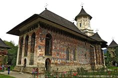 Tumblr+Architecture+Peter+Z   Monestir de Moldovita / Moldovita monastery