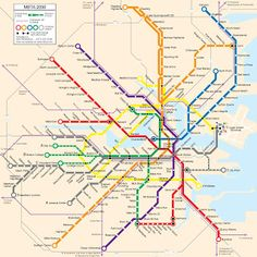 118 Best Transit Maps of the World images