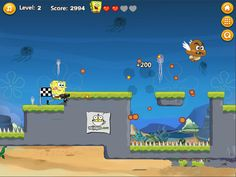 Jogos Spongebob Brave Adventure - Jogos de aventura