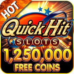 quick hit slots free coins