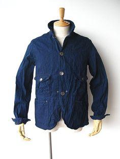 """Highland Jacket"" by Engineered Garments"