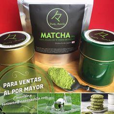 Quieres realizar compras de nuestro #TéMatcha AL POR MAYOR ?? Escríbenos a contacto@matchachile.com junto a tu solicitud  #Matcha #TéVerde #Cantidad #AlPorMayor #Chile #Regiones