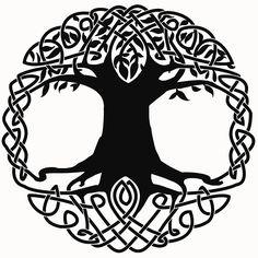 Image result for celtic symbols tree