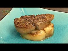 ▶ Foie gras chaud aux pommes - 750 Grammes - YouTube
