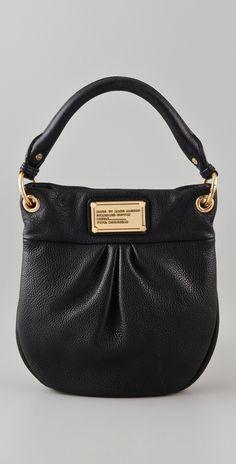 Marc By Marc Jacobs Classic Q Mini Hillier Bag thestylecure.com