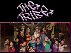 The Tribe-- I was seriously obsessed with this show. A post-apocalyptic world with no adults filled with teenage pregnancy, warring factions and kids living in a mall!