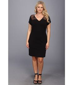 BB Dakota Plus Size Grove Dress