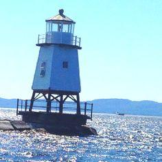 Lighthouse Lake Champlain, Vermont..enjoyed seein this lake every morning when I woke up.
