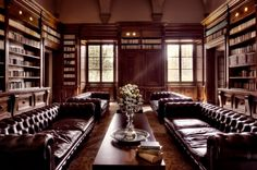 90 Home Library Ideas For Men - Private Reading Room Designs Home Library Design, House Design, Library Ideas, Library Room, Dream Library, Grand Library, Library Corner, Future Library, Library Inspiration
