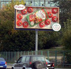 Креативная наружка из России Креатив в наружной рекламе интересные решения Нестандартные биллборды и щиты