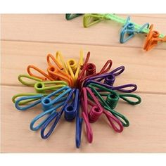 Sweet Nana Multi-purpose Colorful Metal Clips Holders 5 Pack - intl<BR><BR><BR>shop-cloth-diaper-pins-and-fasteners<BR><BR>http://www.9mserv.com/detail.php?pid=64812&cat=shop-cloth-diaper-pins-and-fasteners