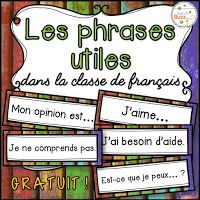 Back to school - Free resources How To Speak French, Learn French, Spanish Language Learning, Teaching Spanish, Teaching Reading, Teaching French Immersion, French Lessons, Spanish Lessons, French Teaching Resources