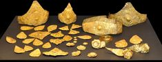 Gold regalia, Java - Majapahit?
