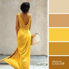 Summer time looks. Colour Combinations Fashion, Color Combinations For Clothes, Fashion Colours, Color Combos, Color Schemes, Yellow Fashion, Colorful Fashion, Fashion Room, Look Fashion