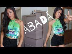DIY: 3 em 1 Customização de camiseta l Abadá-Carnaval - YouTube