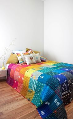 Image of Anna's Patchwork Quilt KIT