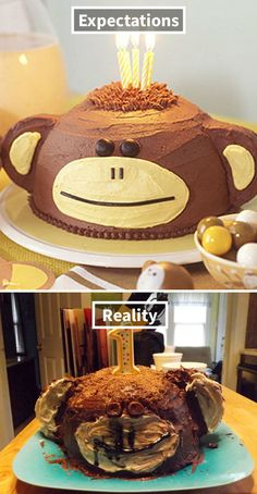 Super Funny Fails Nailed It Scary Ideas Cooking Humor, Food Humor, Funny Food, Cooking Games, Funny Fails, Funny Memes, Pin Fails, Funny Cartoons, Memes Humor