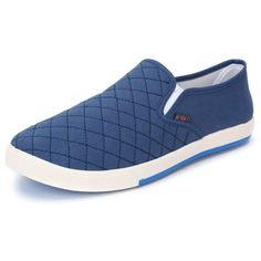 Canvas Breathable Slip On Loafers Casual Men Solid Cotton Shoes Driving Shoes - US$15.98