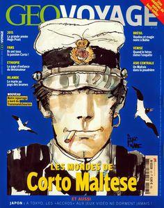 GeoVoyage - Les Mondes de Corto Maltese