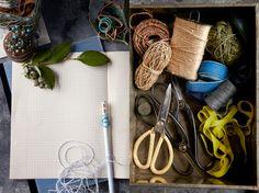 Craft Supplies   (photo by Jennifer Causey)