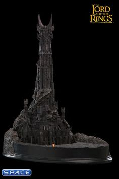 Barad-Dur - Fortress of Sauron Environment (Lord of the Rings) - S. Barad Dur, Jackson, Lord Of The Rings, Statue Of Liberty, Environment, Collections, Lord, Fandom, Middle Earth