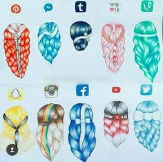 Twiter and You tube