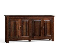 Bowry Media Console #potterybarn would like island to look like this
