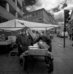 Manchester near Oldham Street