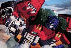 Optimus Prime by Ahrrr on DeviantArt