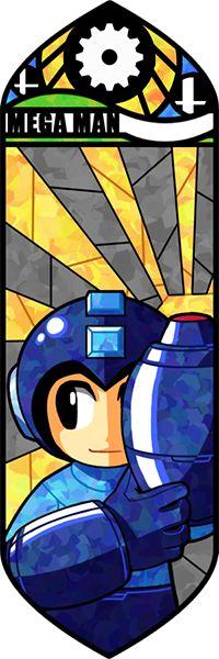 Smash Bros - Megaman by Quas-quas.deviantart.com on @deviantART