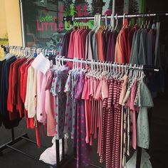 Look out for our HALF PRICE racks out the front! Changing and re-stocking all the time!!!! #shop3280 #warrnambool #halfprice #sale #winter and #summer by loveleelittleones