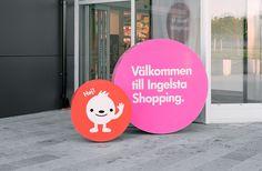 BVD Ingelsta Shopping Centre