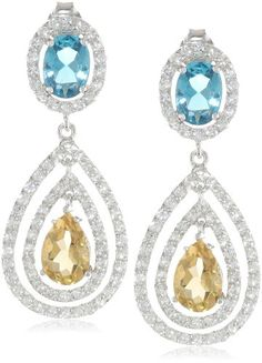Sterling Silver Multi-Color Rhodium Plated Earrings Amazon Curated Collection,http://www.amazon.com/dp/B00AW76ZDM/ref=cm_sw_r_pi_dp_XmIltb1R82D0EK44