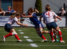 France 7 féminines : Direction Londres - FFR - 12/05/2015