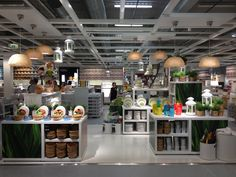 Cookshop IKEA Dublin  New markethall