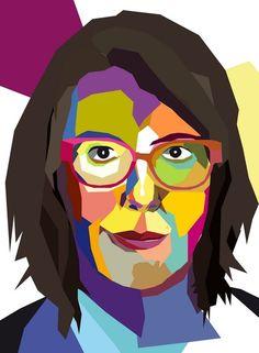 How to Create a Geometric, WPAP Vector Portrait in Adobe Illustrator – Design & Illustration – Tuts+ Tutorials