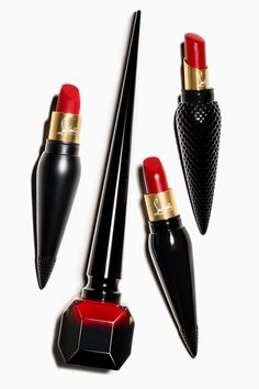 Christian Louboutin Lip Color - The Christian Louboutin Lip Color will debut at Saks on September 1st. 2015