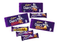 "Cadbury is to introduce what it claims is a more ""accessible"" look to the packaging for its flagship Dairy milk brand in an attempt to bring the product closer to the ""informal"" tone of its marketing. Cadbury Uk, Cadbury Dairy Milk, Eggless Chocolate Cake, Chocolate Flavors, Cadbury Chocolate, Daily Milk, Milk Brands, Milk Packaging, Chocolate Brands"