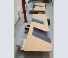 Un tavolo per sedersi
