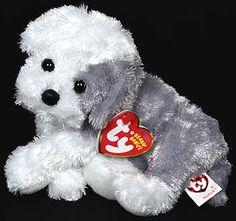 Matlock - dog - Ty Beanie Babies