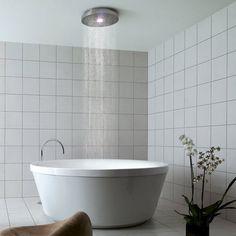 10 Bathroom Shower Fixtures to Make Your Bathroom Super Awesome Modern Bathtub, Modern Bathroom Tile, Bathroom Tile Designs, Modern Shower, Bathroom Interior Design, Shower Designs, Bathroom Ideas, Bathtub Designs, Ideas