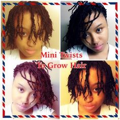 Desire My Natural!: How To | Grow Natural Hair Long And Healthy With M...